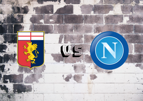 Génova vs Nápoles  Resumen