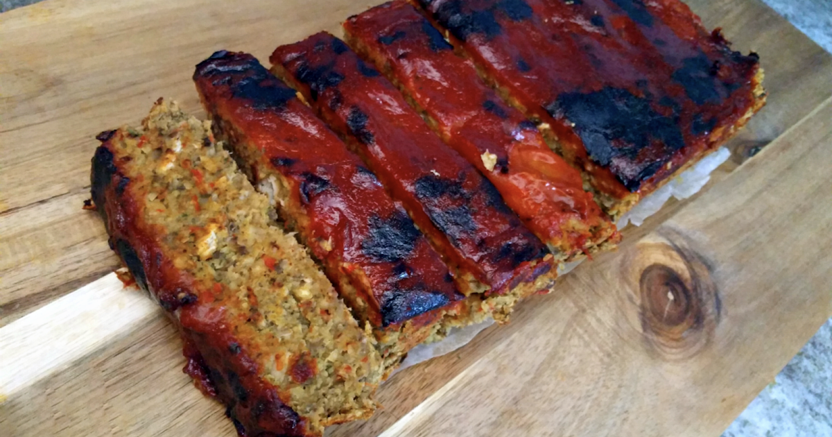 The Plant Eaters Amazing Chickpea Loaf