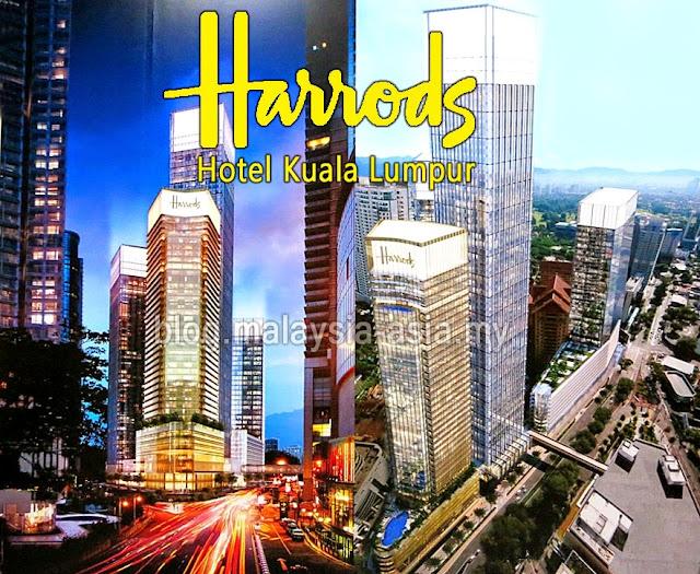 Harrods Hotel Kuala Lumpur Malaysia