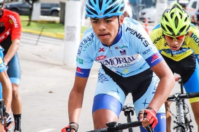Atleta de Registro-SP é selecionado pela Confederação Brasileira de Ciclismo