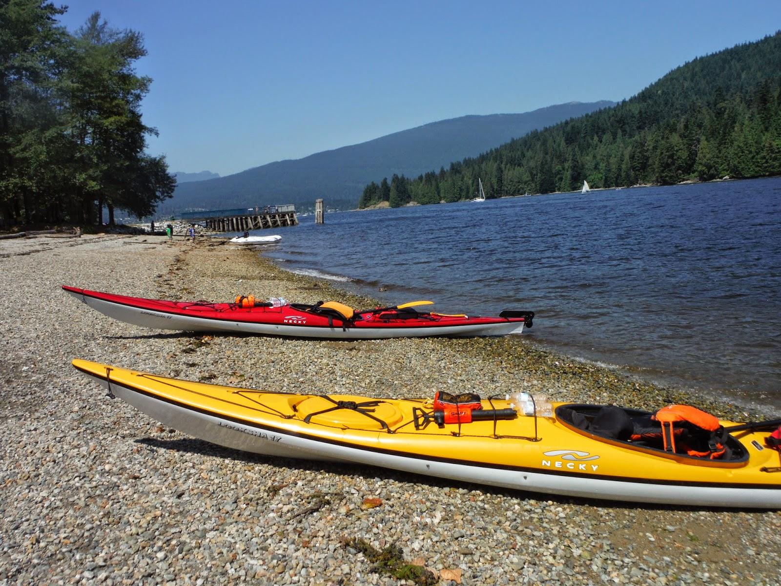 Discover Outdoors: Kayak Burrard Inlet from Barnet Marine Park