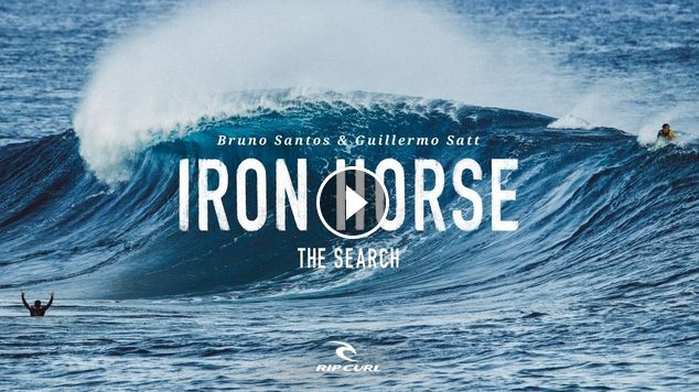 Iron Horse TheSearch by Rip Curl