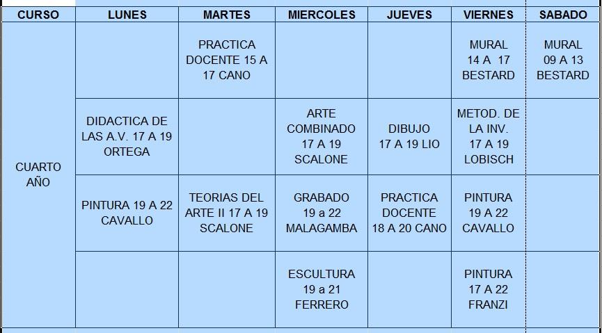 Instituto municipal superior de artes pl sticas de for Municipalidad de avellaneda cursos