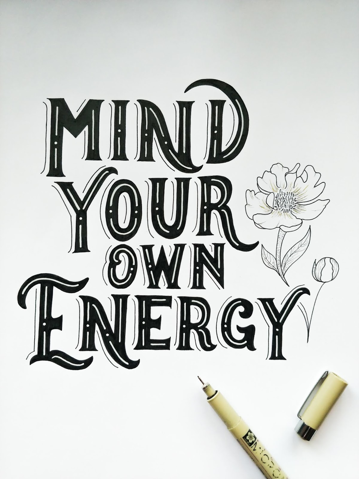 Mind Your Own Energy