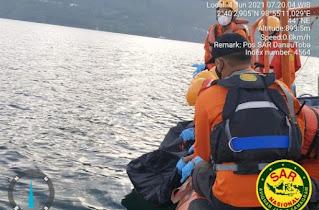 Warga Temukan Mayat Mengapung di Pantai Pasanggrahan Bung Karno Danau Toba