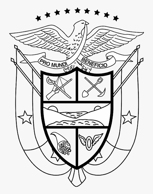 escudo nacional panama