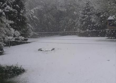 Καναδάς : Από το καλοκαίρι στο χειμώνα μέσα σε μια μόλις εβδομάδα - Από τους +33°C στις πυκνές χιονοπτώσεις