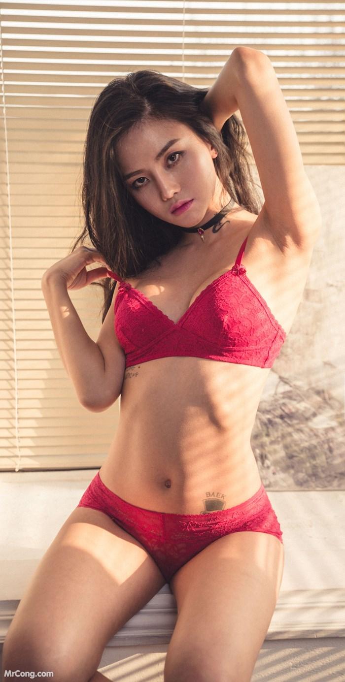 Image Korean-Model-Baek-Ye-Jin-MrCong.com-006 in post Người đẹp Baek Ye Jin trong bộ ảnh nội y tháng 10/2017 (148 ảnh)