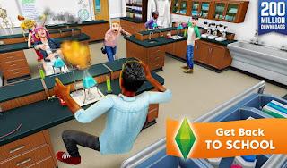 تحميل لعبة sims free play للايفون