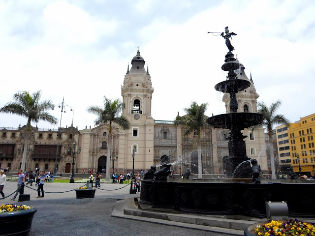 Excursiones y tours en Lima,
