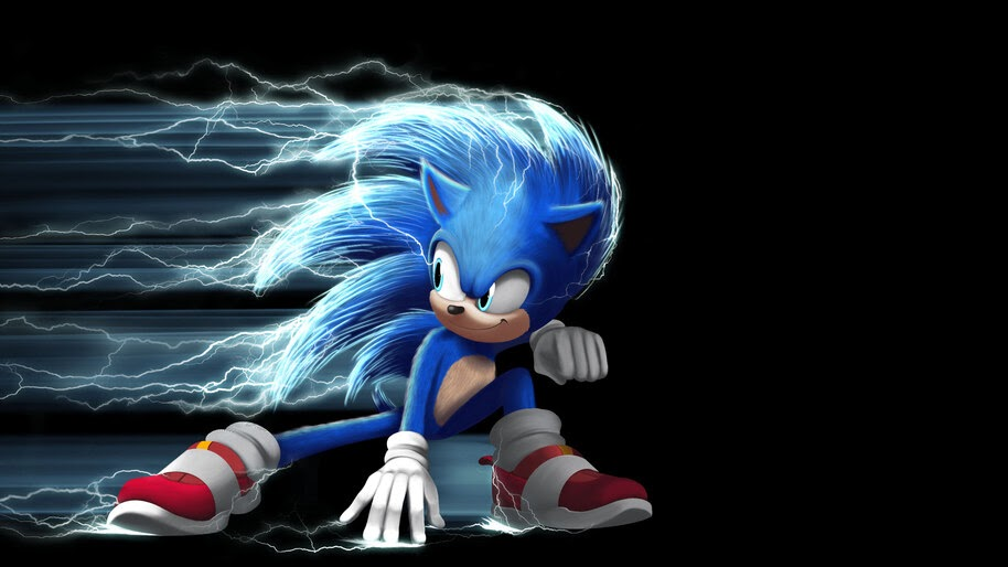 Sonic The Hedgehog Movie 2020 Art 4k Wallpaper 7 1188