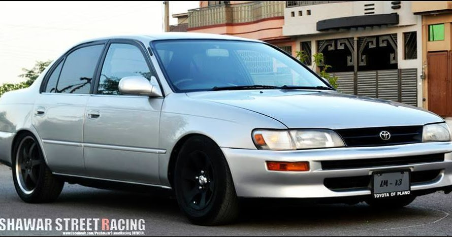 Modified Cars Indus Toyota Corolla