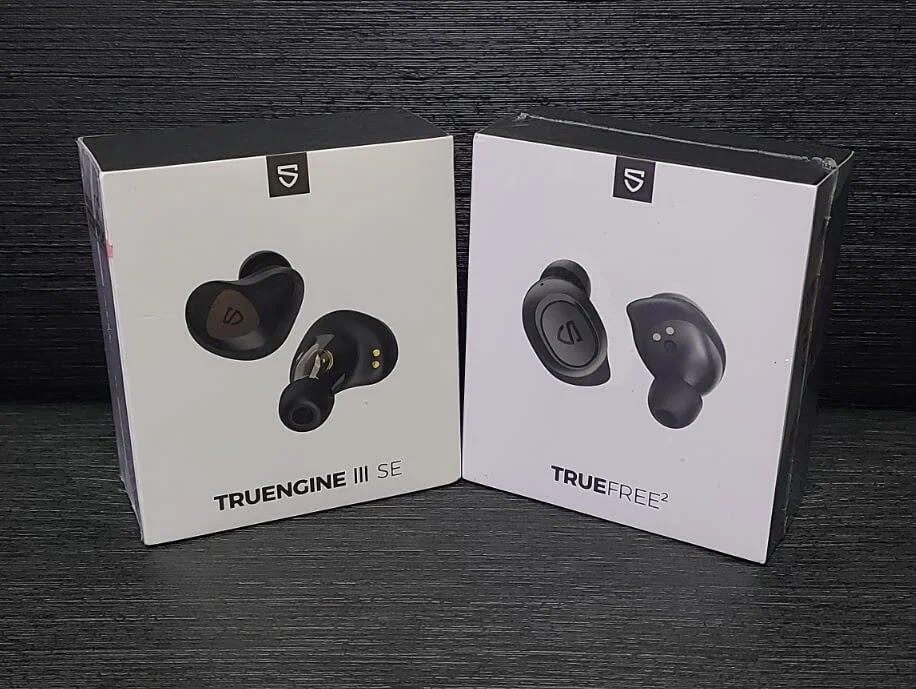 SoundPEATS Truefree 2 and Truengine 3 SE TWS Earphones Now Available; Price Start at Php1,890