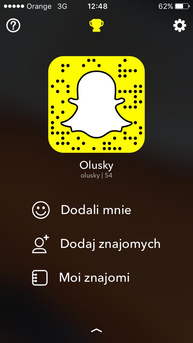 snapchat: olusky