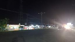Dua Pekan Lampu Penerangan Jalan Kota Kabupaten Padam, Tak Ada Upaya Perbaikan