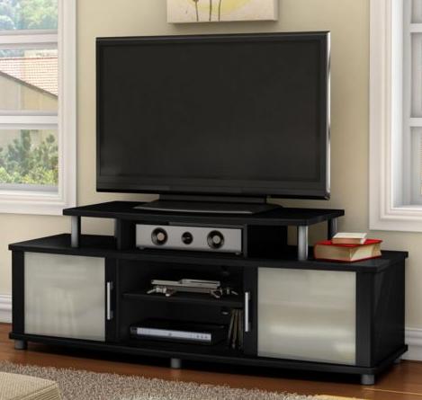 contoh desain rak tv minimalis