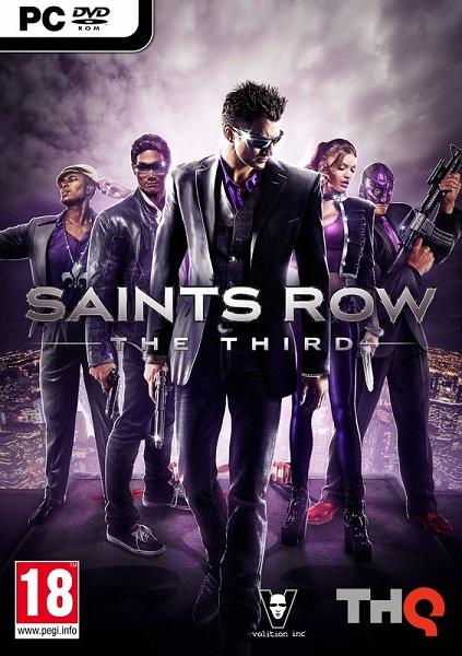 Saints Row: The Third GAME TRAINER +7 Trainer - download