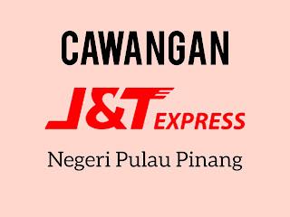 Cawangan J&T Express Negeri Pulau Pinang