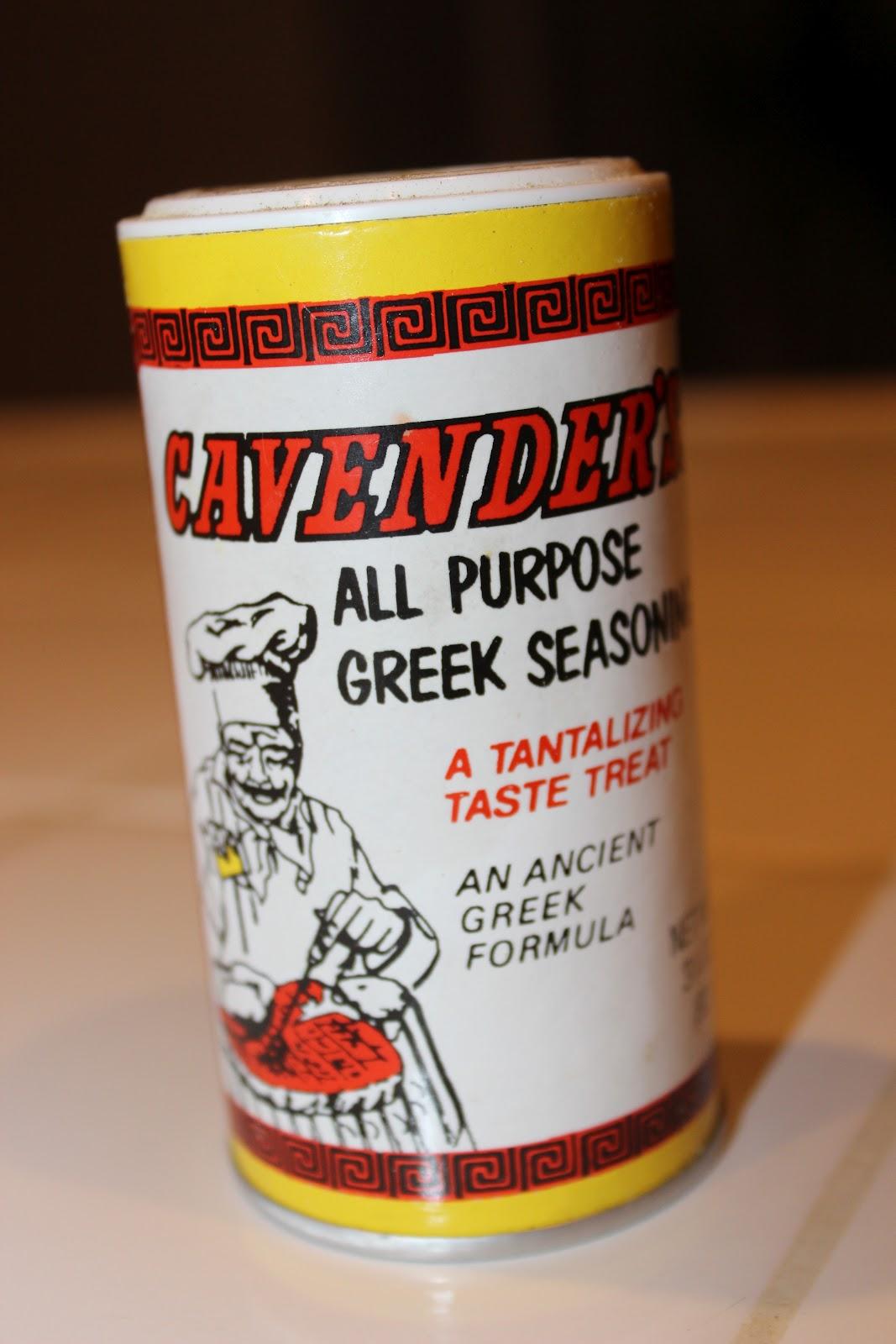 Cavenders greek