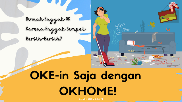 home cleaning service Jakarta