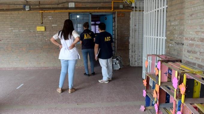 Indignación: Robaron por tercera vez en el año la Escuela Nº 1204