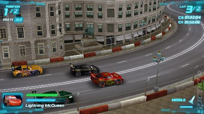 Cars 2 Game PPSSPP Android