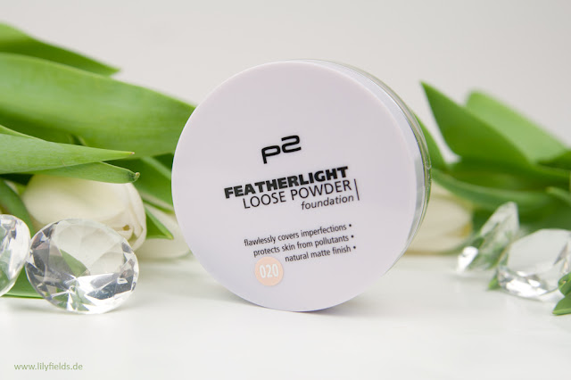 featherlight loose powder foundation