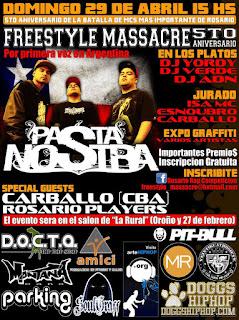 eventos de rap y hip hop en argentina