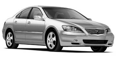 Acura RL models