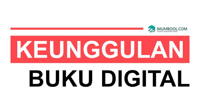 Keunggulan Buku Digital