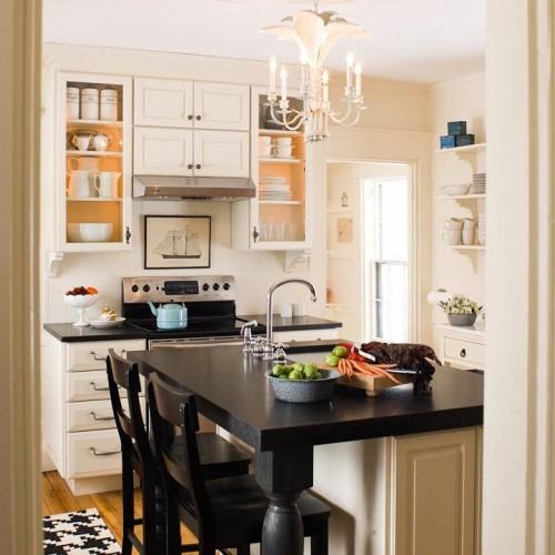 Desain Dapur  Kecil  Nan cantik Rumah Idaman