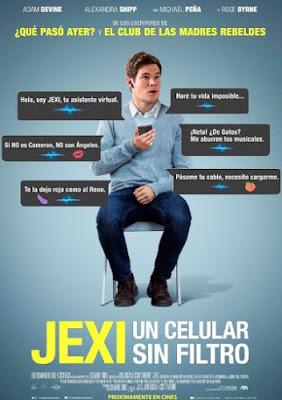 descargar Jexi: Un celular sin filtro en Español Latino