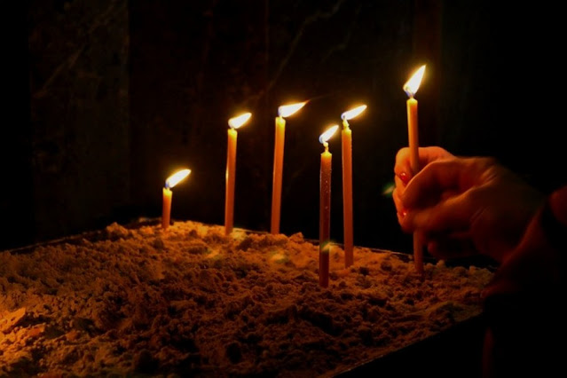 """""""Κοιμήθηκε"""" η μοναχή Χριστοφόρα της Μονής του Παλαιού Ημερολογίου Γέννησης του Χριστού στο Άργος"""