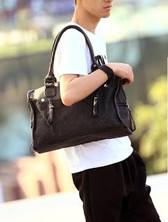 Tas Pria Model Korea Terbaru Maret 2016