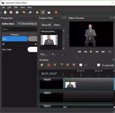 Software Untuk Menghapus Background Video Gratis Terbaik-3