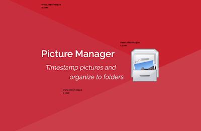 تطبيق  Picture Manager الرائع لتنسيق الصور والمجلدات على الاندرويد