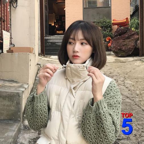 Kiểu Tóc ngắn Hàn Quốc