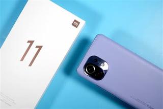 اصطف ما يقرب من مليون شخص من أجل Xiaomi Mi 11