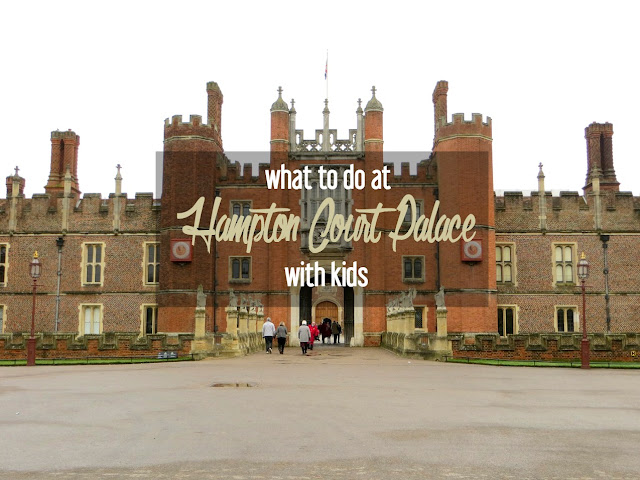 What to Do at Hampton Court Palace with Kids: Secret Rooms, Queen Victoria's Wardrobe, and a Tudor Maze | CosmosMariners.com