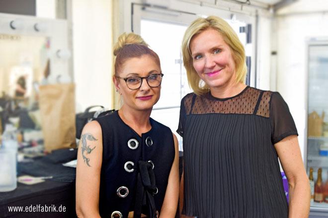 Loni Baur im Interview mit Chrissie aus der Edelfabrik