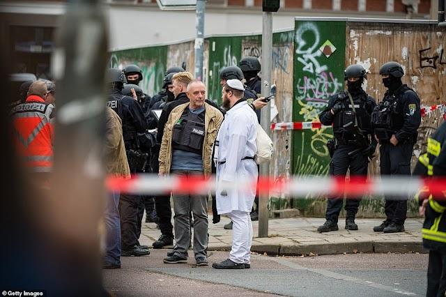 Antiszemita és szélsőjobboldali hátterű lehetett a hallei lövöldözés