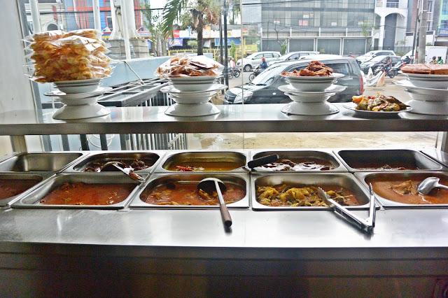 Kuliner Minang di Tangkumari