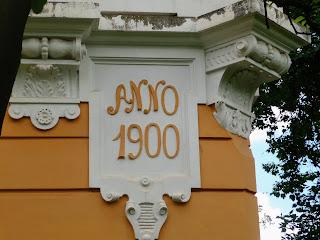 Дрогобич. Вул. Івана Франка, 16. 1900 р. Медичне відділення