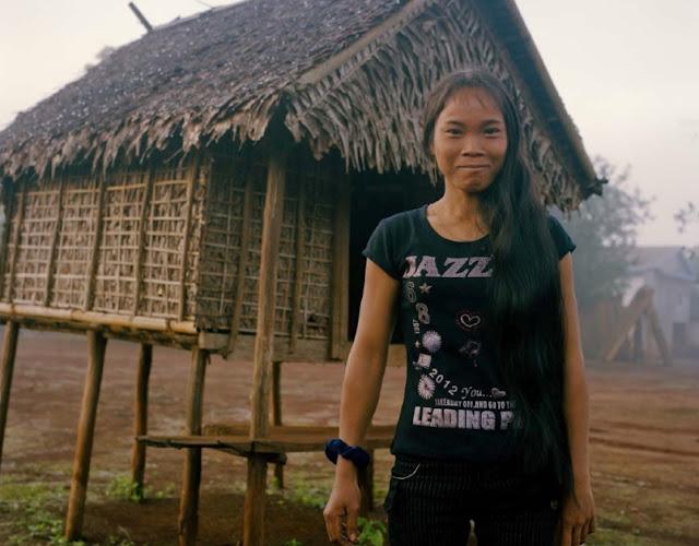 Kamboçya'da sex kulübeleri