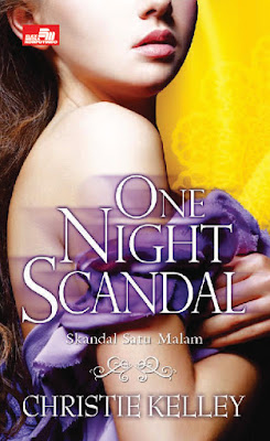 One Night Scandal - Skandal Satu Malam by Christie Kelley Pdf