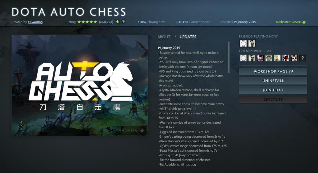 1 - Cẩm nang Auto Chess dành cho người mới