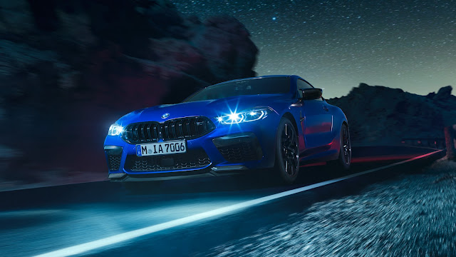 Facts about The 2022 BMW M8 Competition