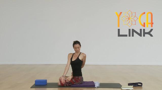 Mỗi ngày một tư thế Yoga || 30 Tư thế hoa sen vặn người