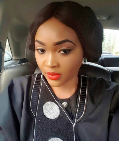 mercy aigbe forgives husband