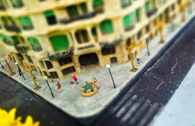 Catalunya en miniatura: La Pedrera